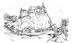 Schloss_Ouren_nach_Buschmann_Zeichnung